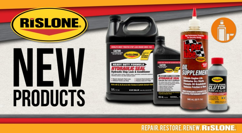 New Rislone HYDRAULIC PRODUCTS 2x